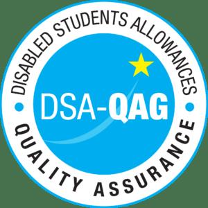 Disabled Students' Allowance Quality Assurance logo