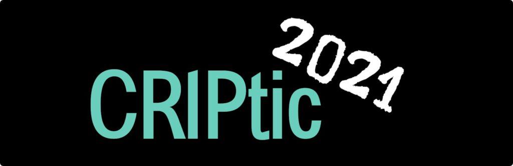 CRIPtic 2021 banner